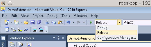 Compiling PostgreSQL extensions on Windows with MSVC