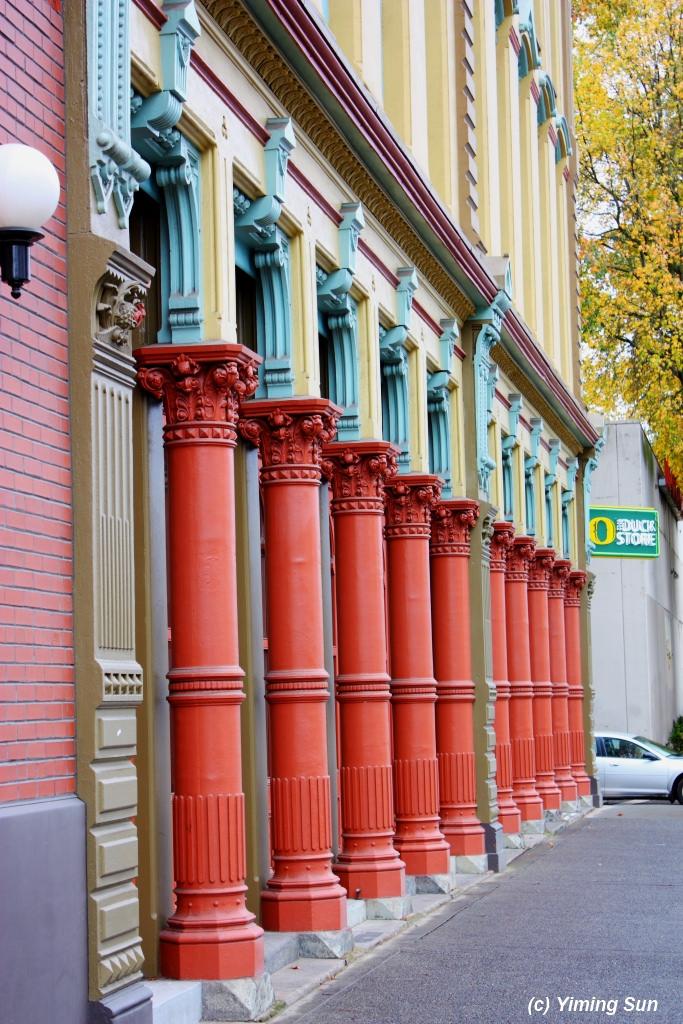 Some columns