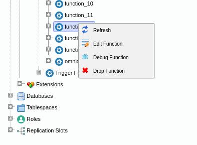 OmniDB - Now with PL/pgSQL debugger! - 2ndQuadrant | PostgreSQL