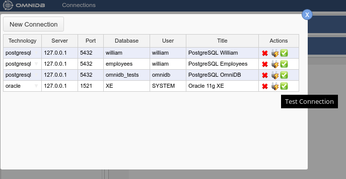 Oracle with OmniDB - 2ndQuadrant | PostgreSQL