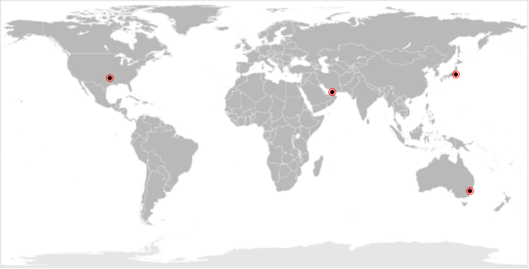 Applications in several countries
