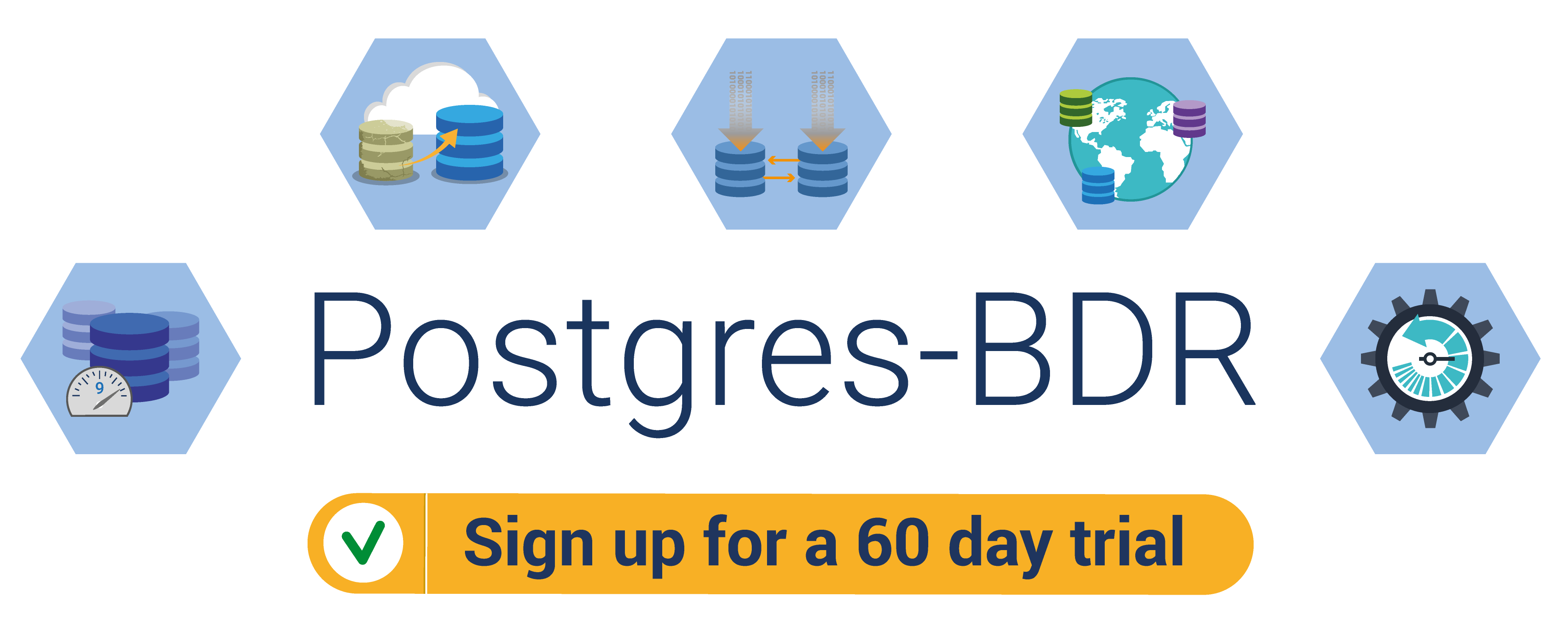 60-day Postgres-BDR Trial