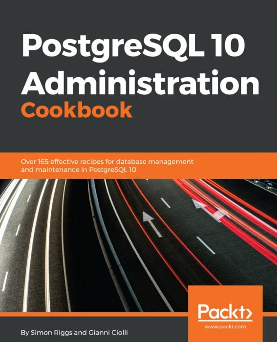PostgreSQL 10 Cookbook