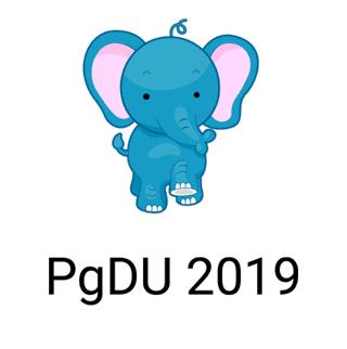 PgDU 2019