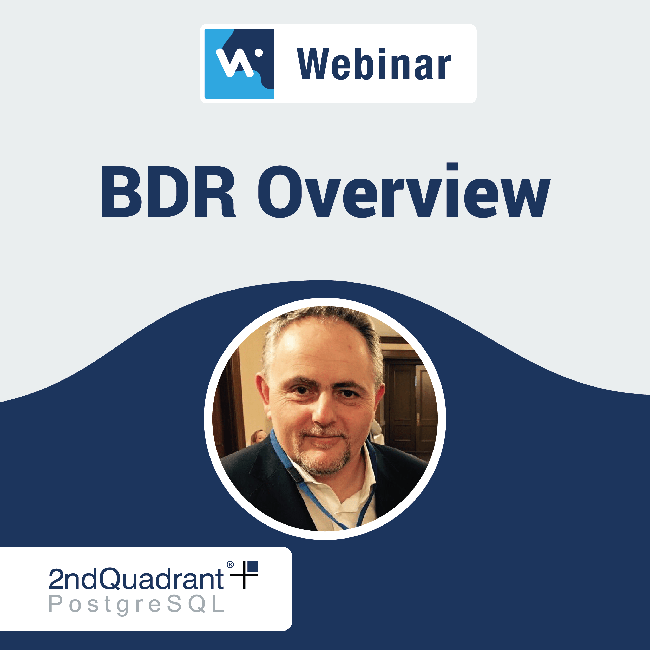 BDR Overview with Simon Riggs