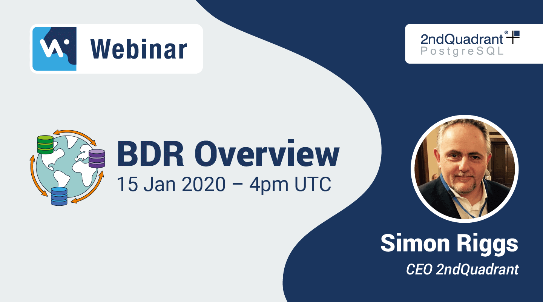 BDR Latest Features & Updates Webinar