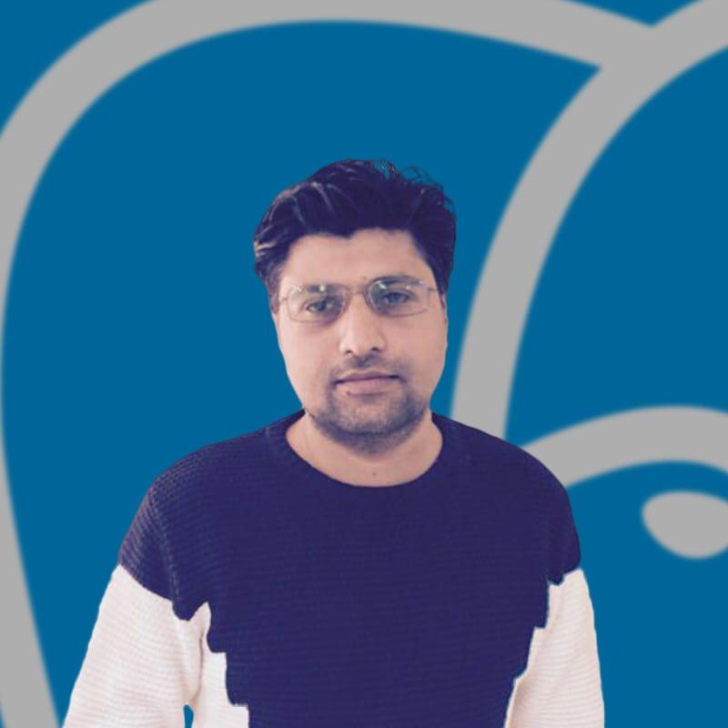 </p> <p><center>Muhammad Haroon</center>