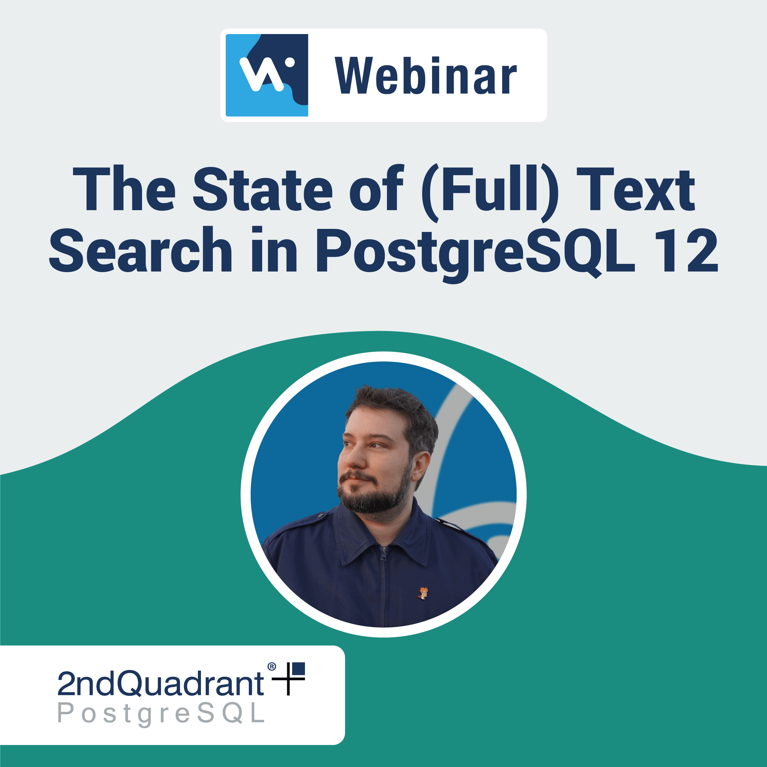 The State of (Full) Text Search in PostgreSQL 12