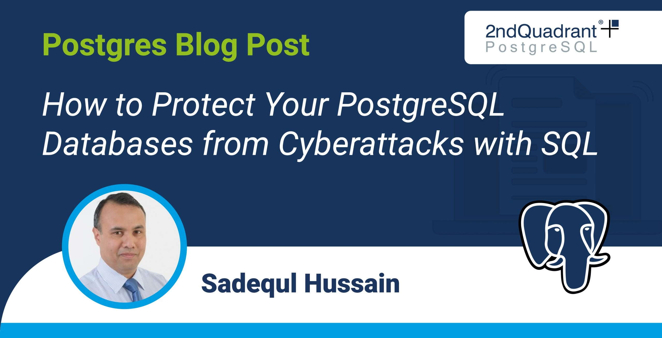 How to Protect Your PostgreSQL Databases from Cyberattacks with SQL Firewall