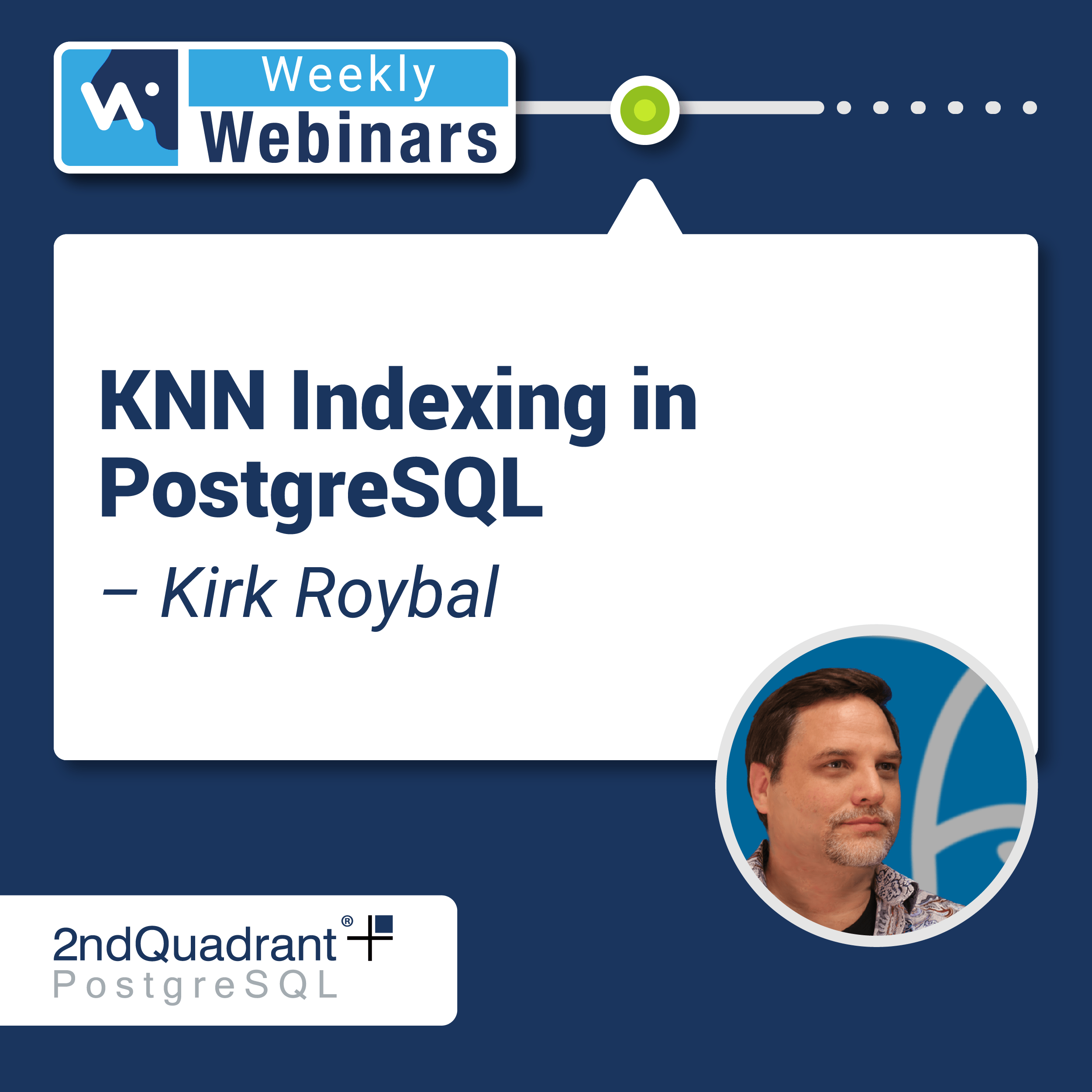 KNN Indexing in PostgreSQL