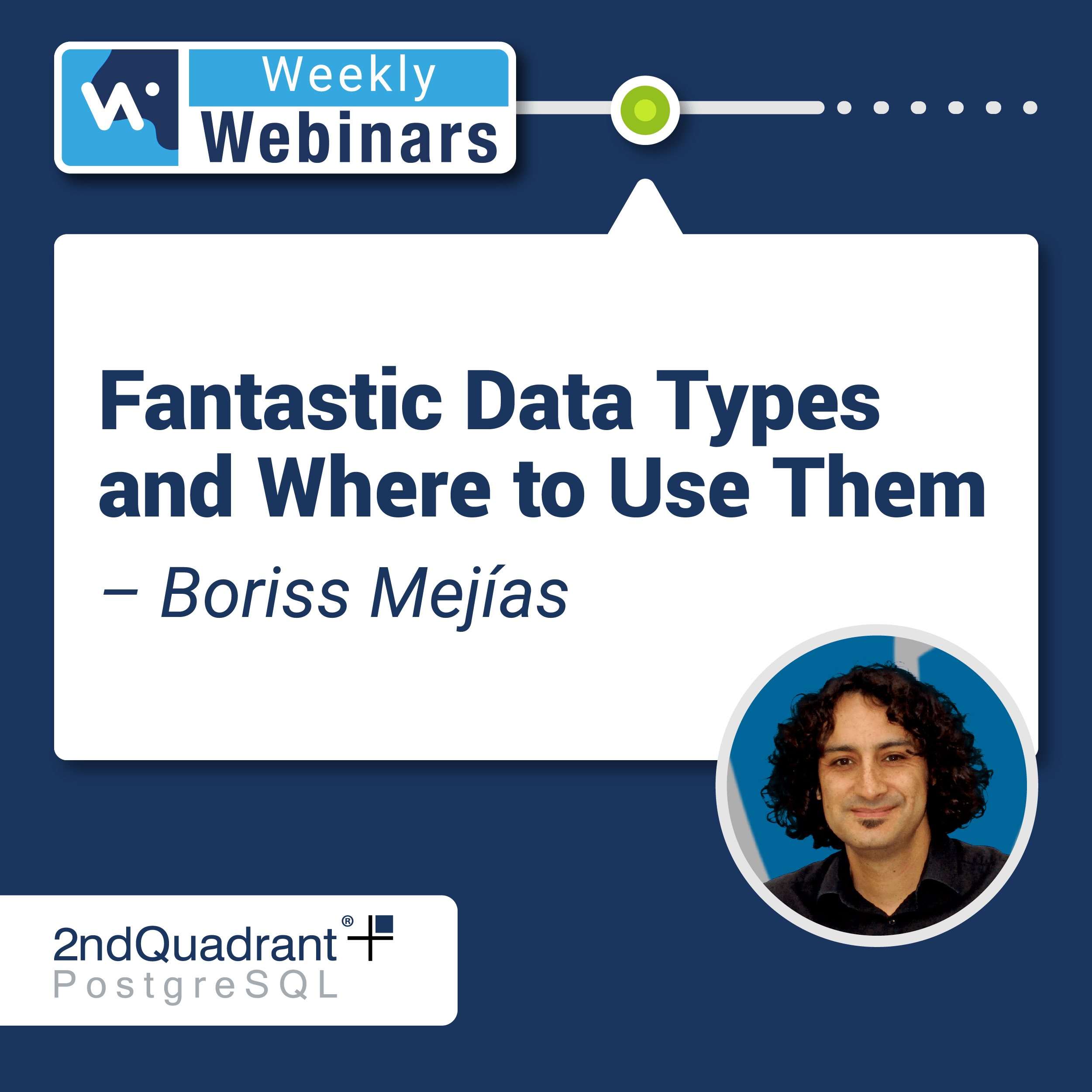 Fantastic Data Types and Where to Use Them