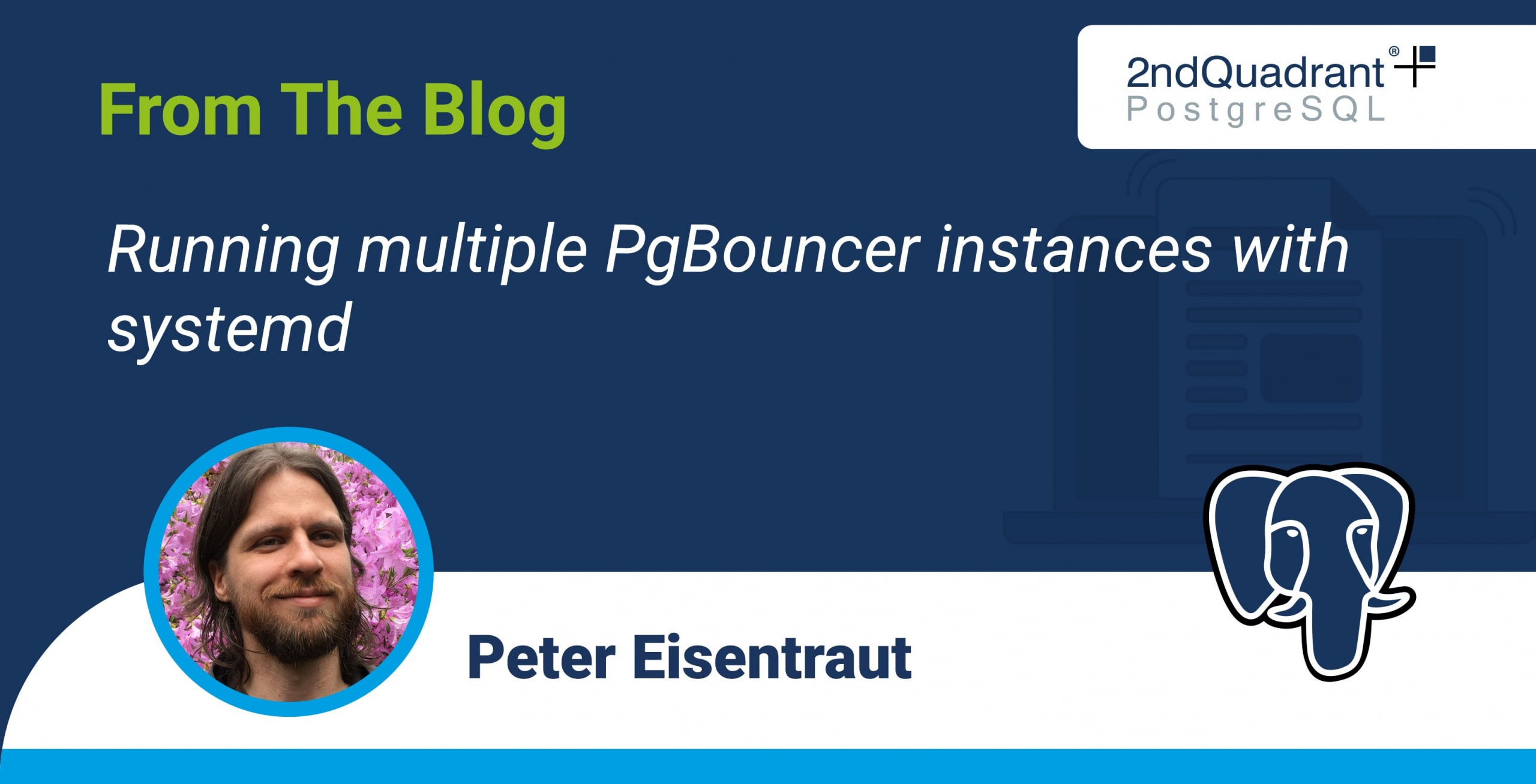Running multiple PgBouncer instances with systemd