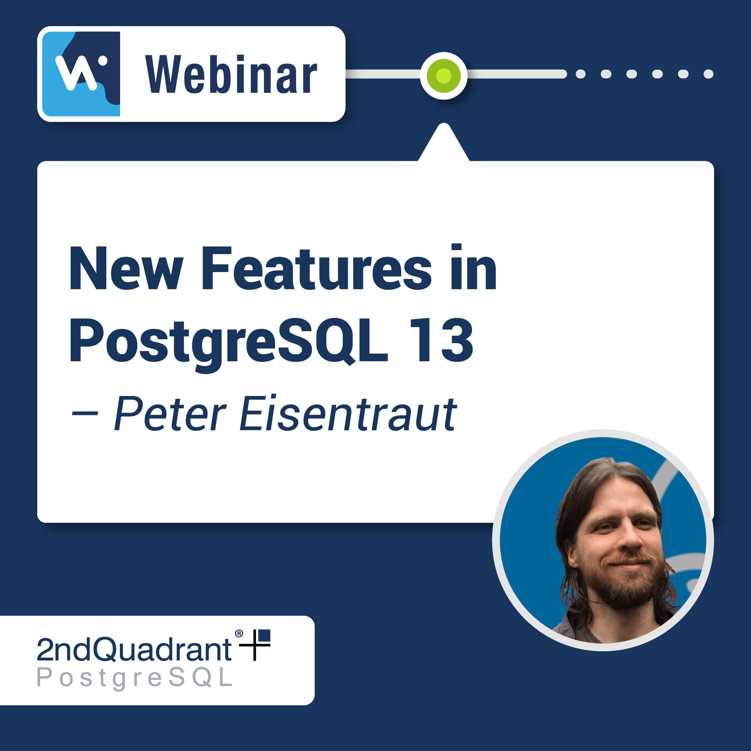New Features in PostgreSQL 13