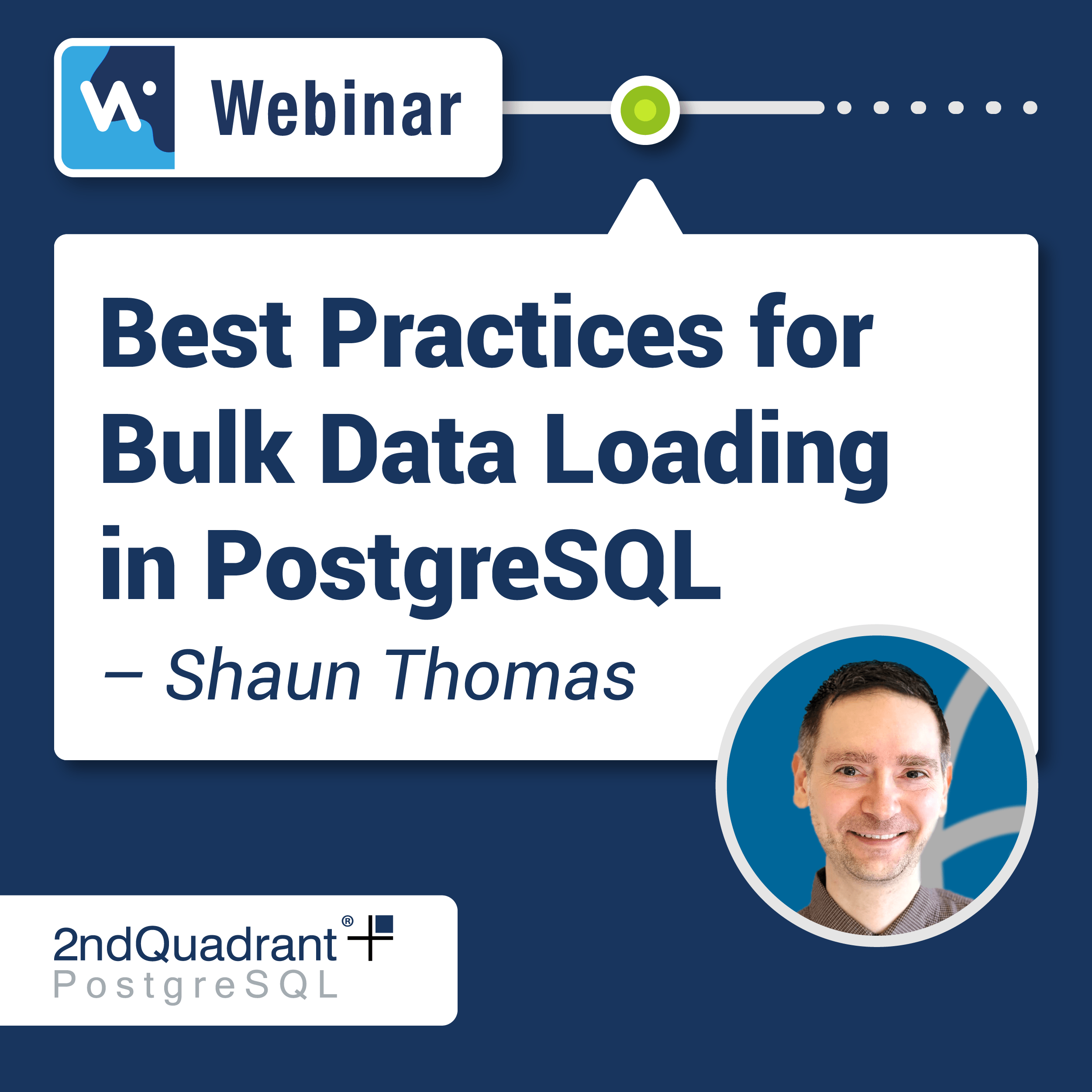 Best Practices for Bulk Data Loading in PostgreSQL