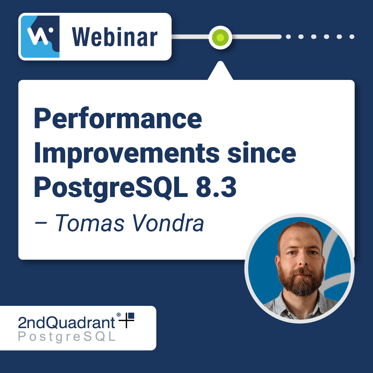 Performance Improvements since PostgreSQL 8.3